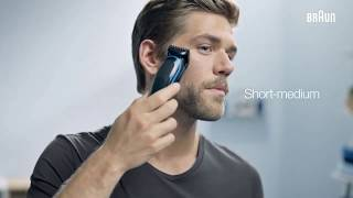 Braun Multi Grooming Kit MGK3980 – 9-in-one trimmer for precision styling from head to toe.