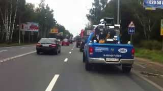 Самый громкий авто сигнал