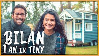 Vivre En Tiny House : On Fait Le Bilan 1 An Après !