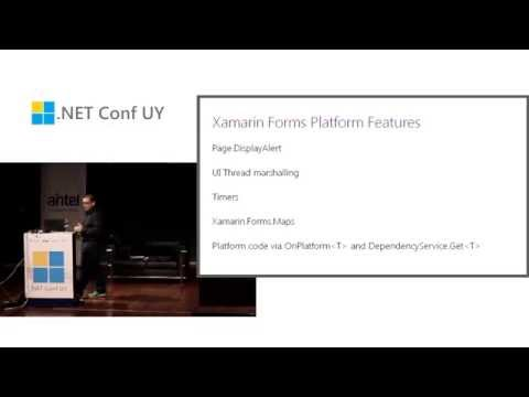 .NET Conf UY 2014 - Sharing C# On IOS, Android & Windows Phone By Jaime Rodriguez