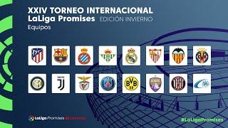 24º Torneo Internacional LaLiga Promises en Abu Dhabi (sábado)  I MARCA