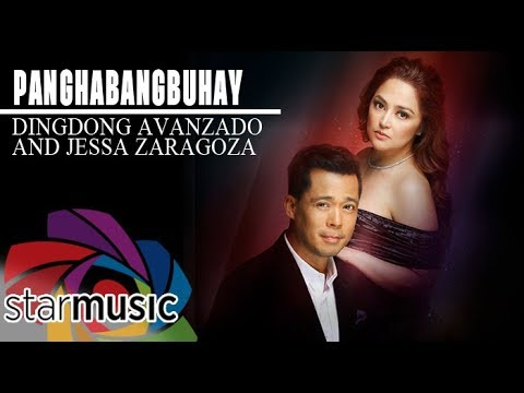 Dingdong Avanzado & Jessa Zaragoza - Panghabangbuhay (Official Lyric Video)