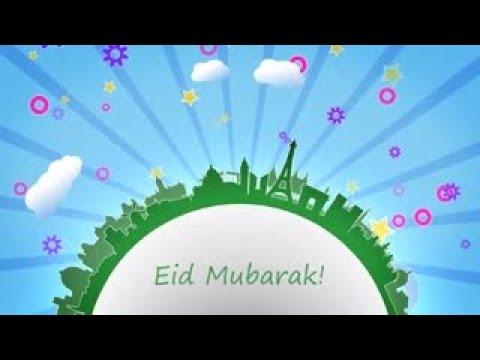 Eid Mubarak from Muslim Kids TV!