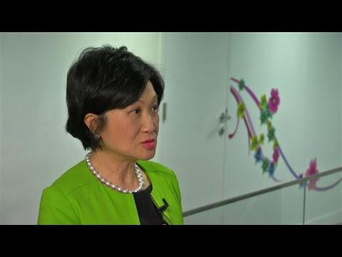 Regina Ip Urges End to Hong Kong Protests