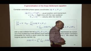 Kinetic transport in quasicrystals - Jens Marklof