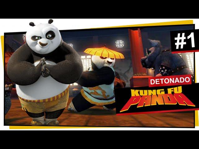 Kung Fu Panda #1 - O Sonho de Po (Legendado em Português)