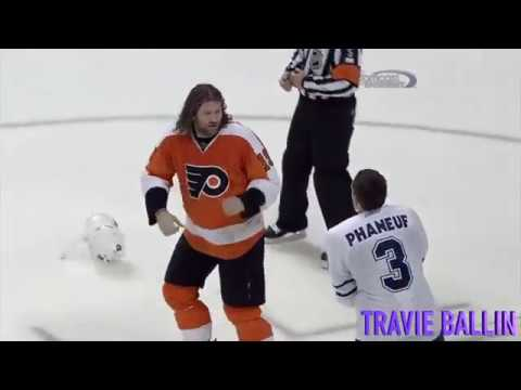 The History of Scott Hartnell and Dion Phaneuf
