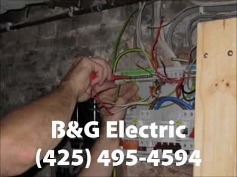 B and G Electric | Electrician in Bellevue