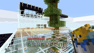 My House After The Fire and a New Aquarium - Minecraft