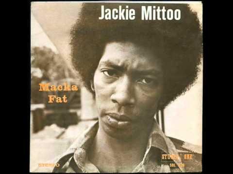 Jackie Mittoo Macka Fat