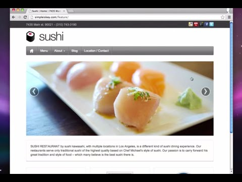 Create a Website + Blog in 1 Hour!