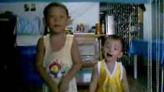 ako ay may alaga asong mataba... by jafar and jaron