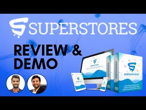 SuperStores Dr Amit Pareek Review and Bonuses. http://bit.ly/32aFp0e