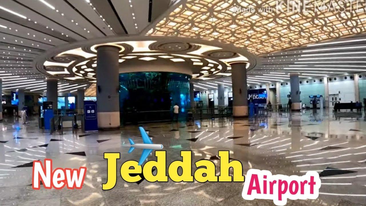 New Jeddah Airport | king abdulaziz international airport terminal 1