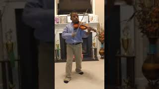 Rise Up - Andra Day / Tyler Butler-Figueroa, Violinist (violin solo) 11 years old
