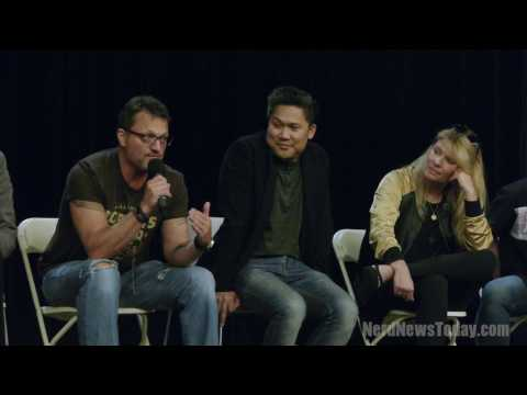 Steve Blum on voicing Spike Speigel and Mugen