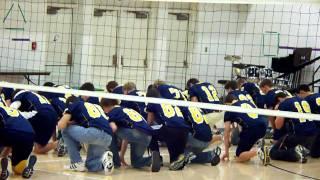 USM Boys Football Team Dance