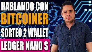 #BITCOIN Pasado y Futuro |Sorteo 02 Wallet Ledger Nano S|