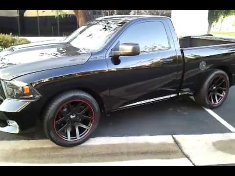 2012 Dodge Ram - YouTube