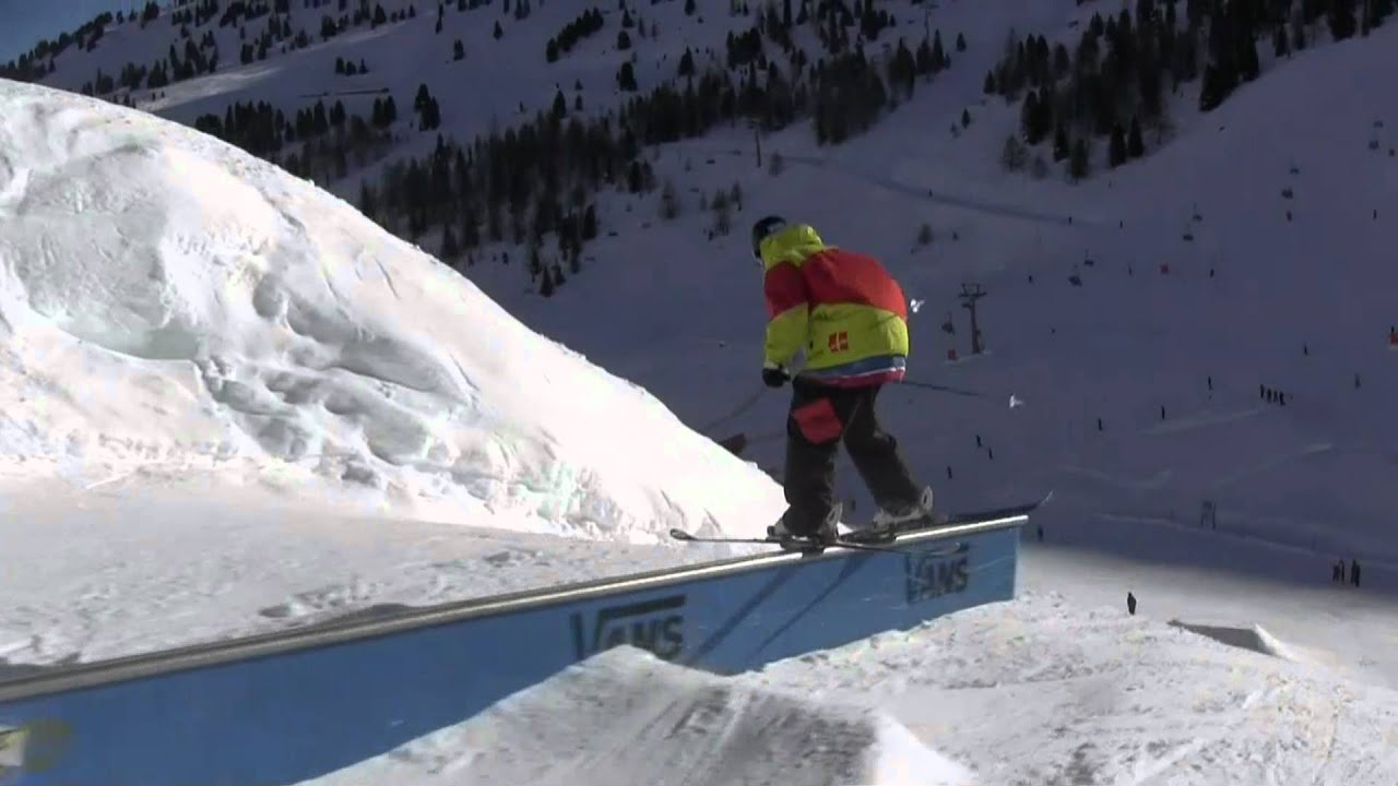 Download Mayerhofen Rail Edit - Andreas Kindl