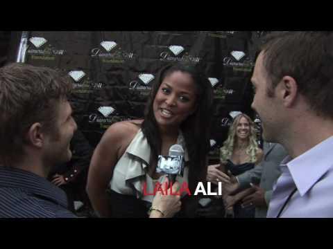Hardknocks Laila Ali shout out / Rick Avery