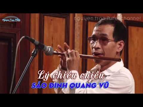 LÝ CHIỀU CHIỀU - Sáo Đinh Quang Vũ | Xúc động tiếng sáo người nghệ sĩ tài hoa
