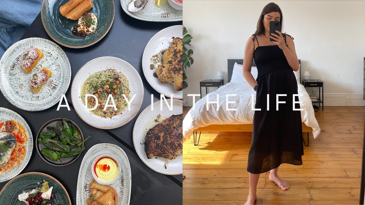 A Day In The Life: Girls Night Out   THE DAILY EDIT   The Anna Edit
