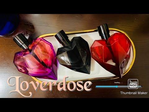 Diesel Loverdose vs. Loverdose Tattoo vs. Redkiss