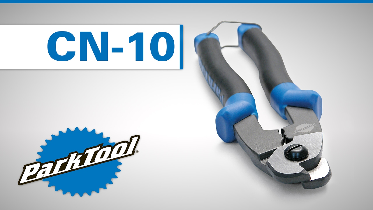 Park Tool CN-10 Professional Cable Cutter /& Crimper Bicycle Repair Tool NEW