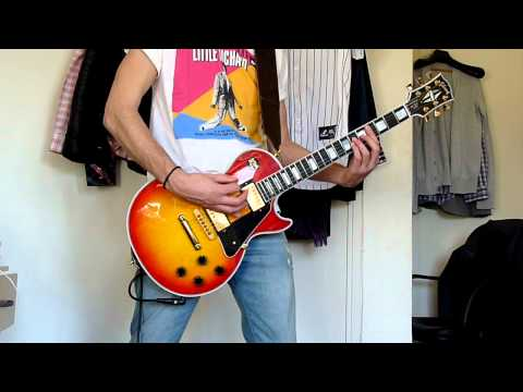 Bad Religion - Punk Rock Song Guitar Cover