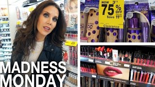 DRUGSTORE MAKEUP DEALS | Madness Monday