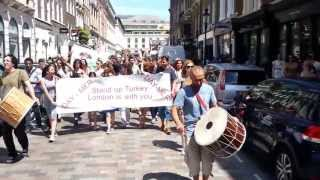 stand up Turkey,London is with you30 06 2013)