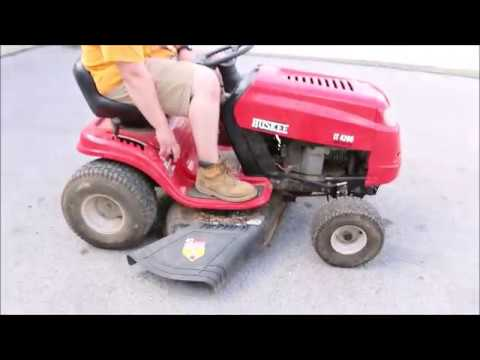 Huskee LT 4200 Lawn Tractor 42