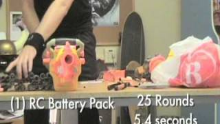 500 Round Per Minute Dart Chaingun Hack