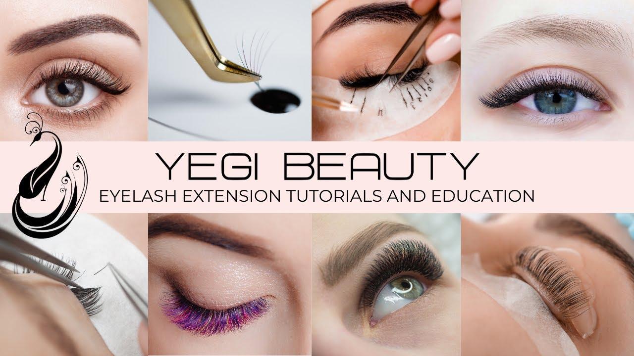 Yegi Lashes - Training and Products for Eyelash Extensions – Yegi Beauty