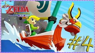 The Crash Pad: Wind Waker HD - Part 4 - Dungeon Crawling