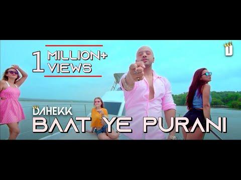 Baat Ye Purani - Dahekk ( Official Music Video ) New Hindi Song 2018 - Latest Love Song 2018