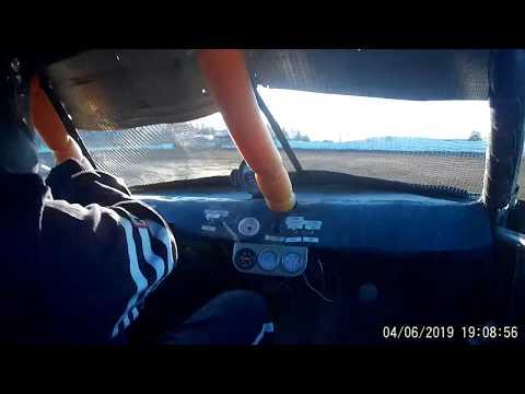 5 Mile Point speedway Heat. 4/6/2019