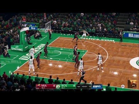 NBA LIVE 19 Heat Vs Celtics LIVE STREAM