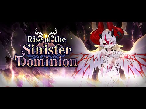 ♫ Rise of the Sinister Dominion BGM 「Extended」   Dragalia Lost