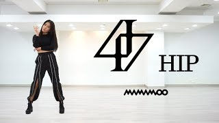 [MINICHU:M] MAMAMOO-HIP Dance Cover (mirrored) │마마무-힙 안무  거울모드