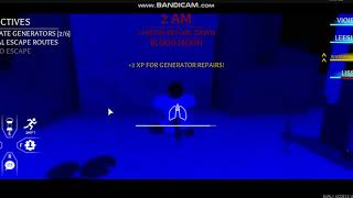 Roblox: Before The Dawn(The Camping Hologram)