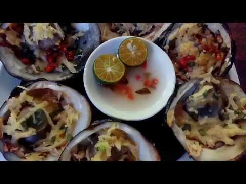 Yummy Cheesy Grilled Clams / Special Grilling / Indigenous Kitchen Recipe