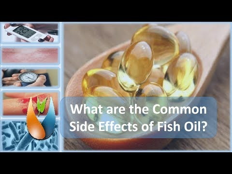 What Are The Common Side Effects Of Fish Oil