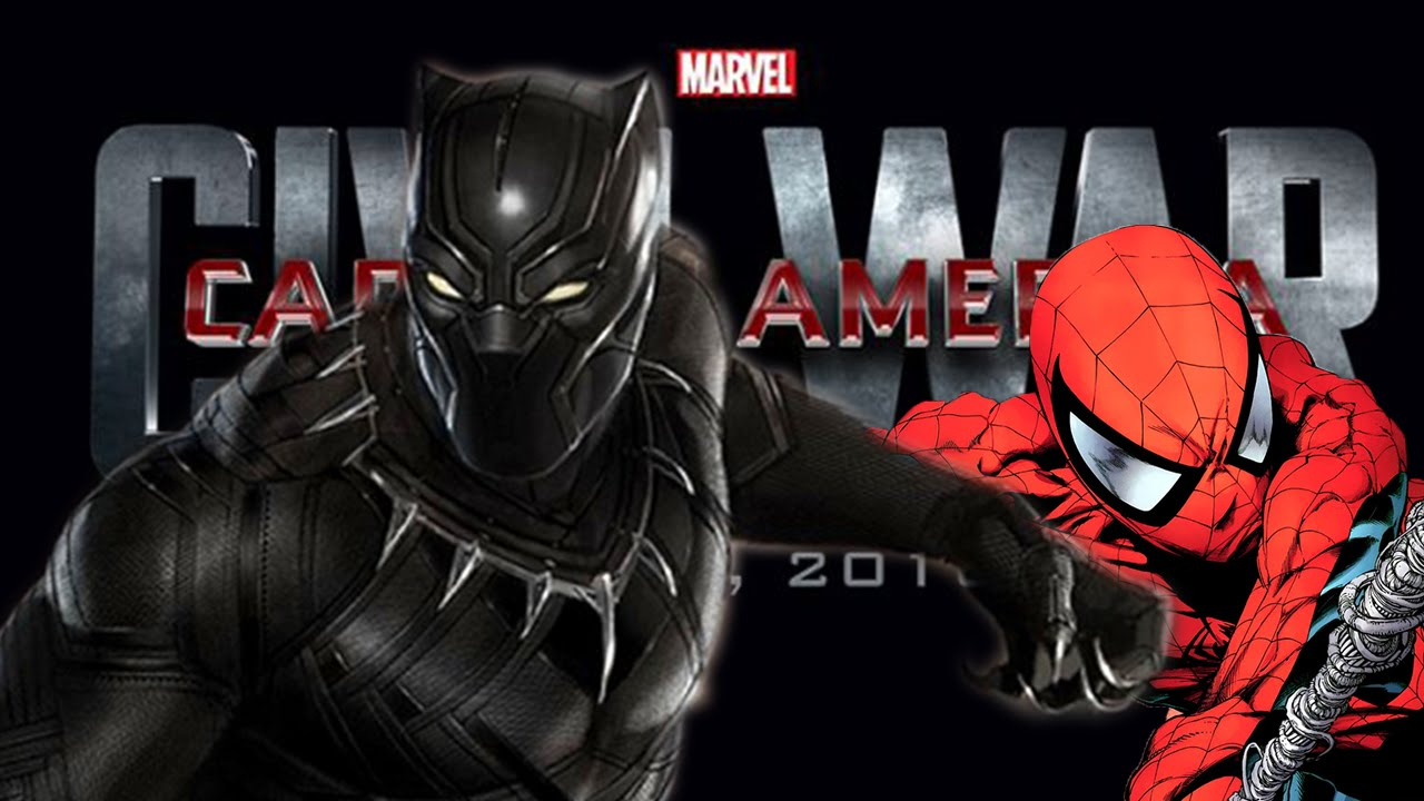 Why Spider Man Won T Overshadow Black Panther In Captain