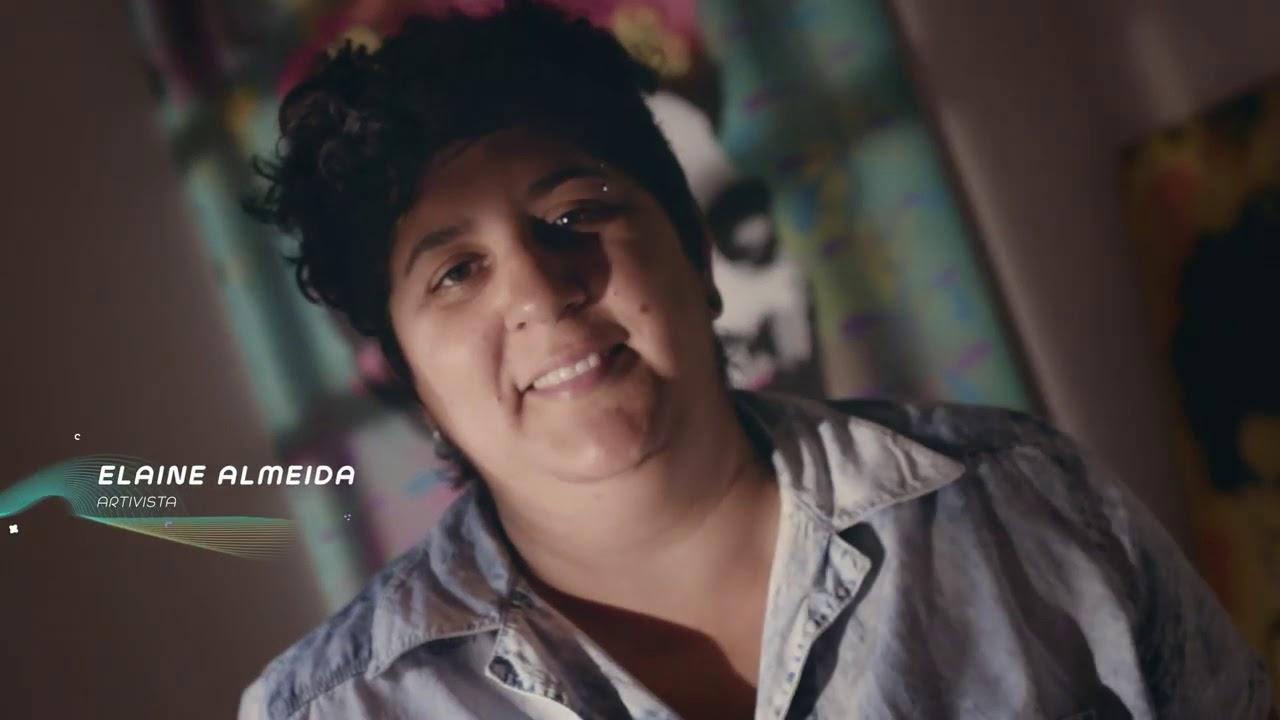 Mini documentário - Arte e empoderamento Feminino.
