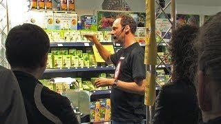 aqua EXPO Tage 2013 in Dortmund - Aquaristikmesse für Aquarianer