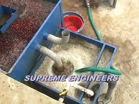 coffee pulping machine