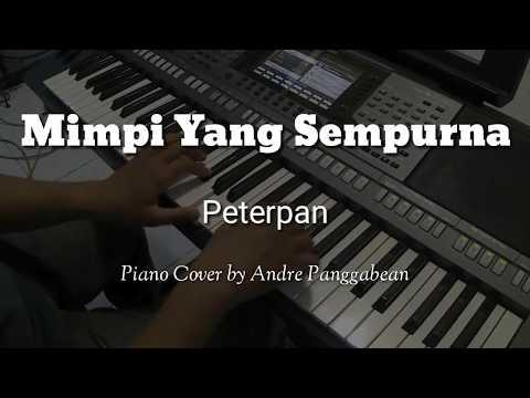 Mimpi Yang Sempurna - Peterpan | Piano Cover by Andre Panggabean