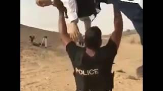 امير كراره باشا مصر يعتدي علي ضابط شرطه